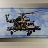 """Нарды """"Вертолет МИ-8"""" и монограмма """"ПВМ"""" как подарок военному мужчине полковнику."""