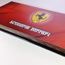 """Нарды стеклянные """"Ferrari Scuderia"""" - дорогой подарок любимому мужчине на юбилей 40 лет."""