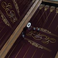 """Нарды """"ЯПЯ"""" шоколадные стеклянные, подарочные, эксклюзивные, именные с монограммой инициалов под заказ."""