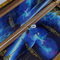 """Нарды """"Знак зодиак Рыбы"""" подарок любимому зятю на день рождения."""