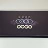 """Нарды """"Audi"""" оригинальный подарок для фаната Ауди, мужчине автомобилисту на День Рождения."""