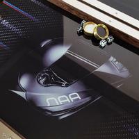 "Нарды VIP ""BMW HP4"" подарок мужчине мотогонщику, заядлому фанату."