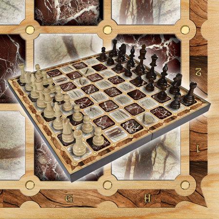 Шахматы эксклюзивные SH-UV-002