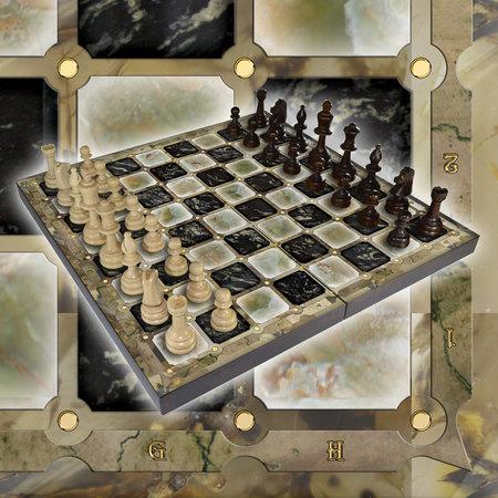 Шахматы эксклюзивные SH-UV-004