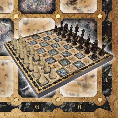 Шахматы эксклюзивные SH-UV-006