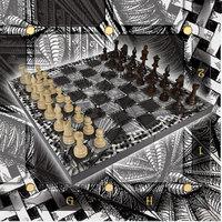 Шахматы эксклюзивные SH-UV-011