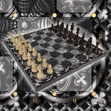 Шахматы эксклюзивные SH-UV-012