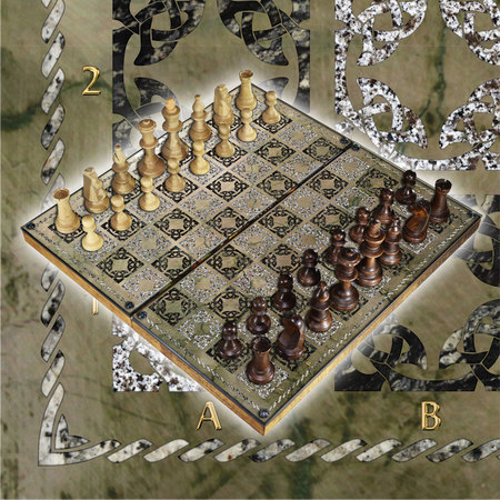 Шахматы эксклюзивные SH-UV-016