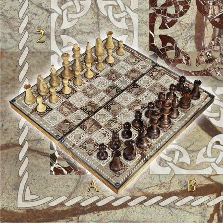 Шахматы эксклюзивные SH-UV-018