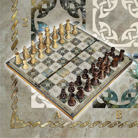 Шахматы эксклюзивные SH-UV-020