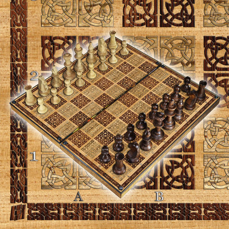 Шахматы эксклюзивные SH-UV-024