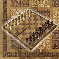 Шахматы эксклюзивные SH-UV-025